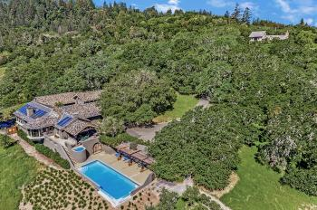 1741 Morningside Mountain Road, Sonoma Photo